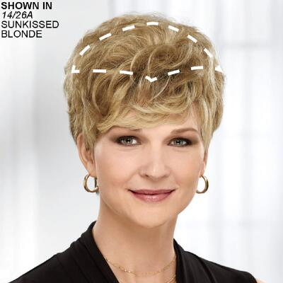 Lite Touch WhisperLite® Wiglet Hairpiece by Paula Young®
