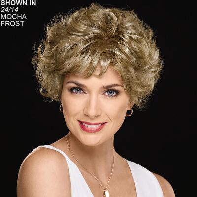 Sheer Colleen Wig by Couture Collection
