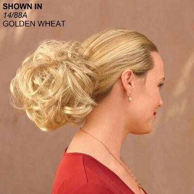 Flex n Shape Clip-on Pony Hairpiece by Paula Young