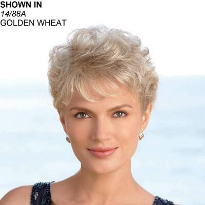 Sheer Touch Moderate Hairpiece by Paula Young