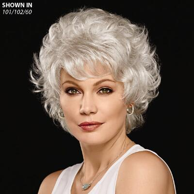 Sheer Trisha WhisperLite® Wig by Couture Collection