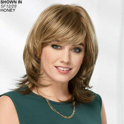 Chantal WhisperLite Wig by Paula Young