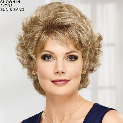 Trisha WhisperLite® Wig by Paula Young®