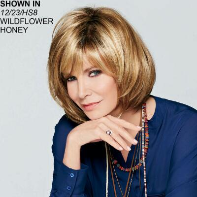 Cherish Monofilament Part Wig by Jaclyn Smith