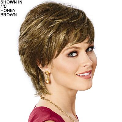 Becka WhisperLite® Monofilament Top Wig by Paula Young®