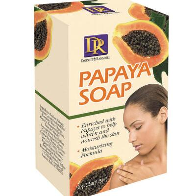 DR Papaya Soap