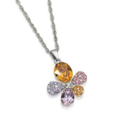 Color Crystal Pendant