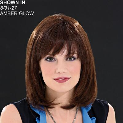 Phoebe 100% Human Hair Wig by Wendy WilliamsT Hair WorldT