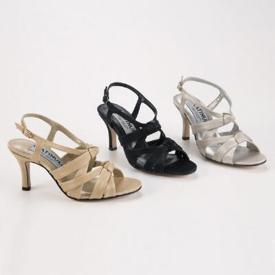 Crisscross Sandals by Jade