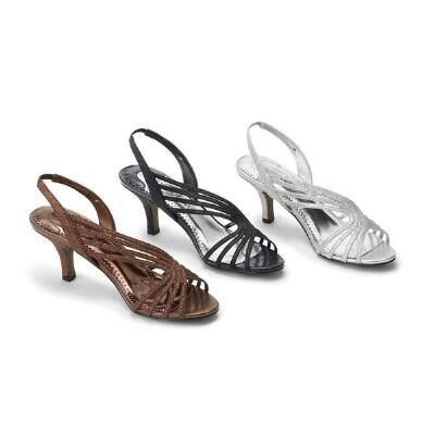 Glitterati Sandals