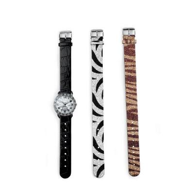 Watch Set with Interchangeable Straps