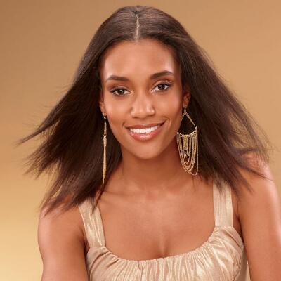 Dee 12&#34; Center Part Human Hair