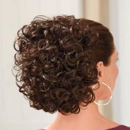 Loose Curls Stretch-a-Comb Hairpiece by Paula Young