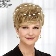 Lite Touch WhisperLite Hairpiece by Paula Young