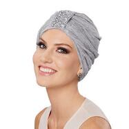 Center Rhinestone Turban