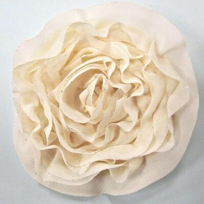 Chiffon Flower Hair Pin
