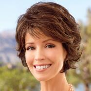 Reilly Human Hair Blend Wig by Paula Young