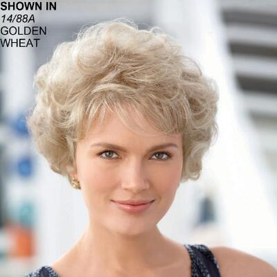 Sheer Touch Crowning Wiglet Hairpiece by Paula Young®