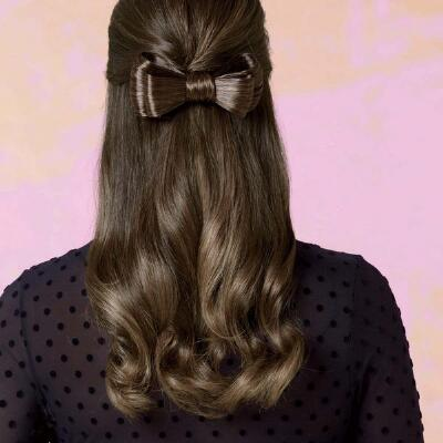 Hair Bow by Paula Young