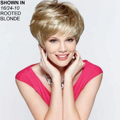Melissa Monofilament Top Wig by Paula Young®