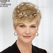 Delicate Touch Wiglet Hairpiece by Paula Young®