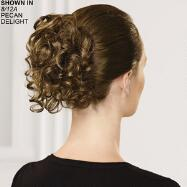 Wispy Curls Clip-On Hairpiece by Paula Young®