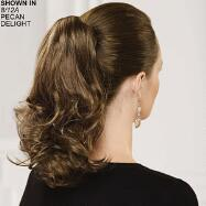 Gentle Wave Clip-On Hairpiece by Paula Young®