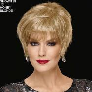 Sheer Chic Hand-Tied WhisperLite® Wig by Couture Collection