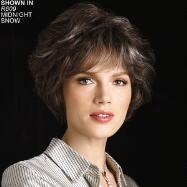 Sheer Brilliance WhisperLite Wig by Paula Young