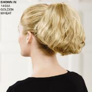 Flip - Short Wavy Clip-On Hair Piece by Paula Young®