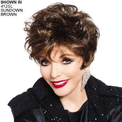 Tatyana WhisperLite® Wig by Joan Collins