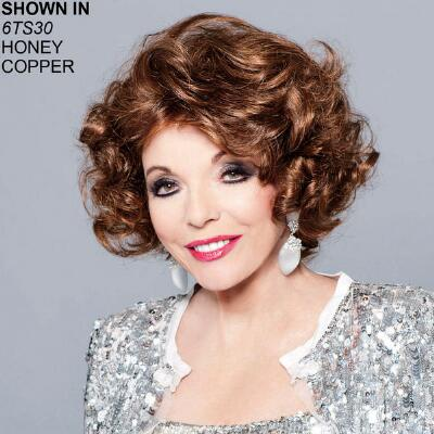 Judy Wig by Joan Collins