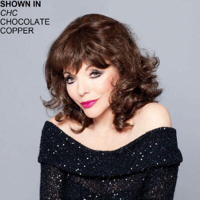 Samantha Wig by Joan Collins