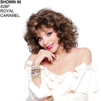 Tara Lace Front Wig by Joan Collins