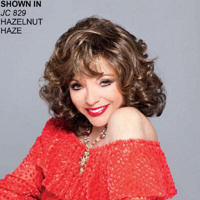 Mel Lace Front Wig by Joan Collins