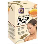 DR Exfoliating Black Soap