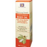 Lightening Body Oil