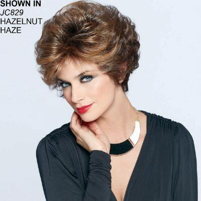 Lauren Lace Front Wig by Joan Collins