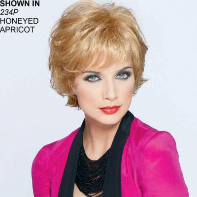 India Lace Front Wig by Joan Collins