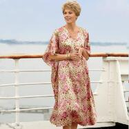 V-Neck Caftan