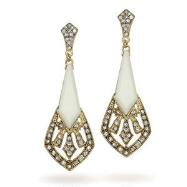 Silver Tone Earrings