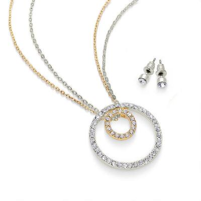 Interchangeable Necklace & Earring Set