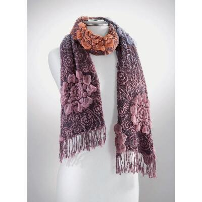 Floral Bamboo Scarf