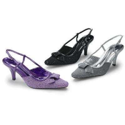 Tailor Made Slingbacks by J. Loren Collection
