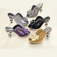 Antoinette Slides by John Fashion™