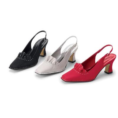 Satinee Slingbacks by Valenti Franco