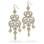 Chic Chandelier Earrings