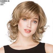 Cat Monofilament Wig by Ellen Wille