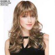 Pretty Monofilament Wig by Ellen Wille