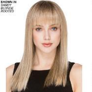 Cher Monofilament Wig by Ellen Wille